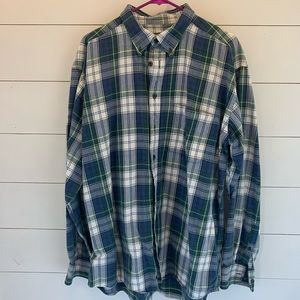 Men's Cabelas XL flannel shirt